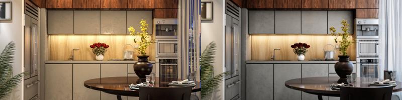 آموزش طراحی آشپزخانه و کابینت