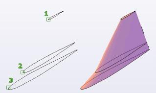 روشهای اجرای فرمان Loft اتوکد سه بعدی