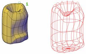 روشهای اجرای فرمان Torus اتوکد سه بعدی