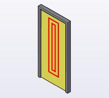 روشهای اجرای فرمان Imprint اتوکد سه بعدی